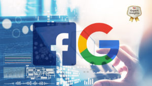 Google and Facebook are ahead in the AI game