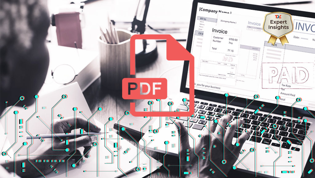 PDF Invoicing Top Tips for Fast and Stress-Free Supplier On-Boarding