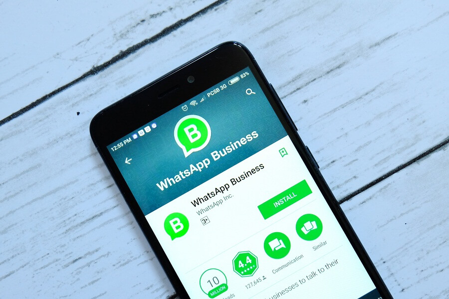 WhatsApp Business API launched