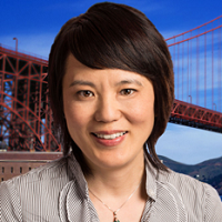 Linda Xu, VP of Emerging Solutions and Cloud Services Marketing at Hitachi Vantara, a unified compute platform