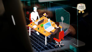 Cyber security Job for a Human or Machine