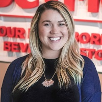 Julia Miller, Communications Specialist at BevMo!