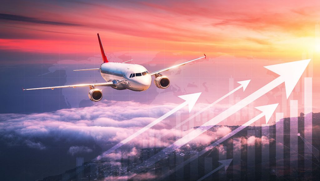 Digital Transformation to Advance Global Airlines Growth Prospects