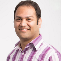 Amar Doshi, VP of Product at 6sense Account-based Orchestration Platform