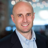 Brad Coffey, Chief Strategy Officer at HubSpot