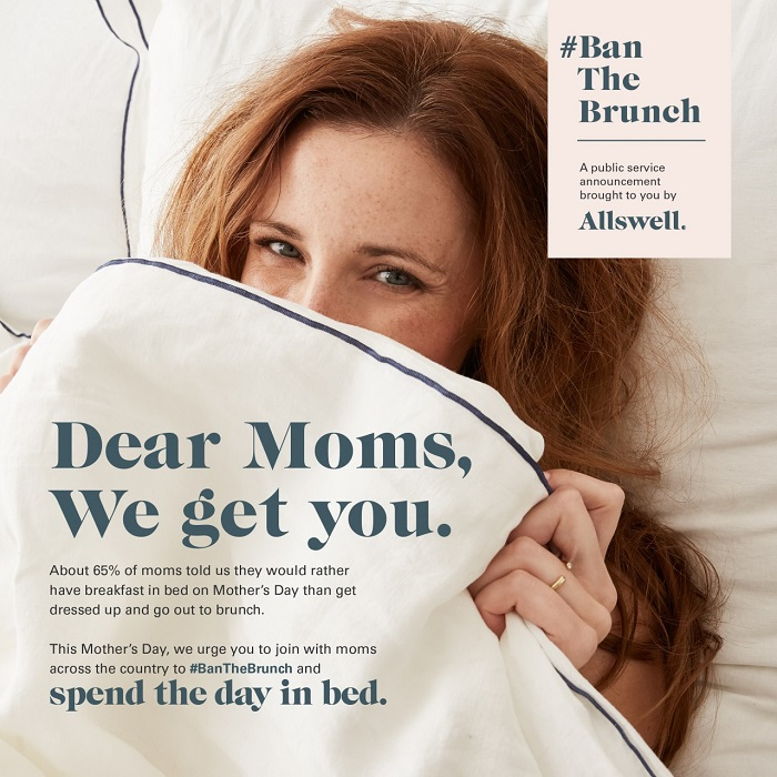 Allswell Inspiring Mother's Day Marketing Campaigns